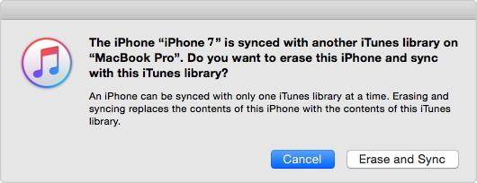 Как сделать синхронизацию на айфоне 5 s