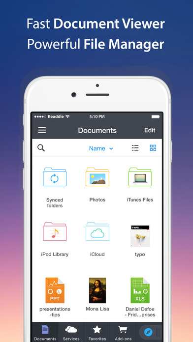Top 5 Apps of iPhone File Transfer & Manager