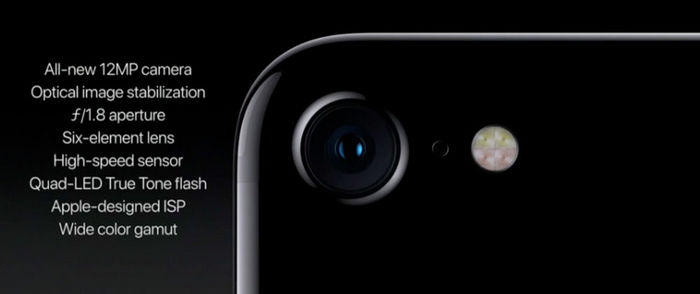 Comparación de Cámara: iPhone 7 Plus vs. iPhone 7 de Apple