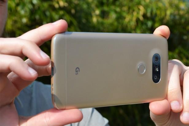 Comparaison de la caméra : LG G5 vs Samsung Galaxy S7