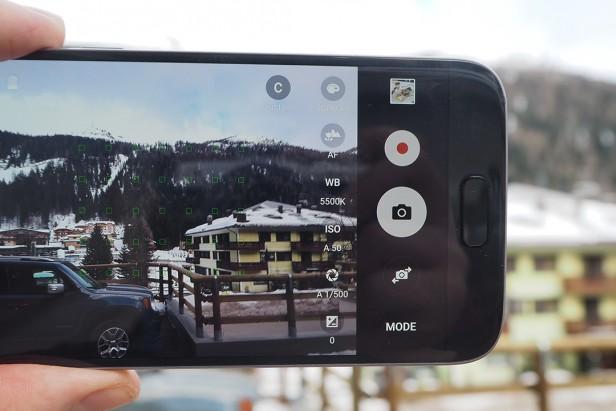 Comparaison de la caméra : Samsung Galaxy S7 vs LG G5