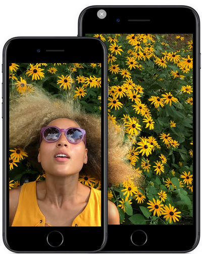 Comparación de Pantalla: iPhone 7 vs. iPhone 7 Plus de Apple