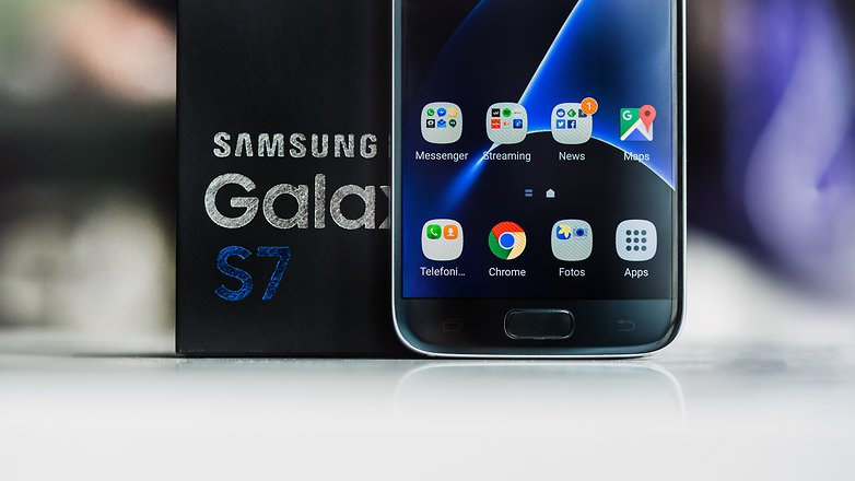Pantalla: iPhone 7 vs. Samsung S7