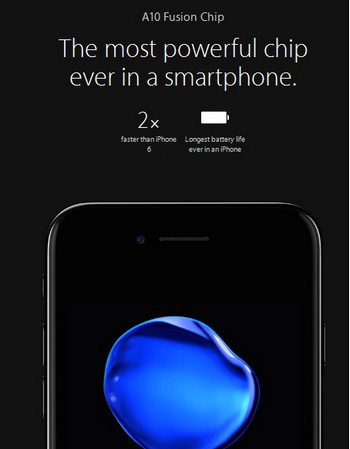 Rendimiento – Samsung Note 7 vs. iPhone 7