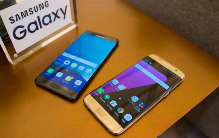 Samsung Galaxy Note 7 File Transfer