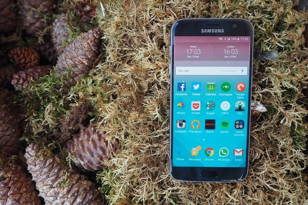 Software Comparison: Samsung Galaxy S7 versus Samsung Galaxy Note 7