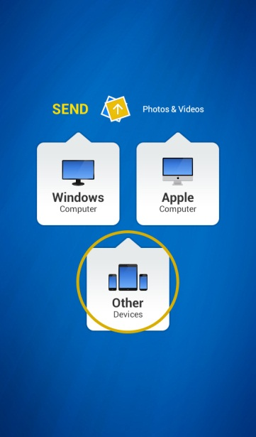 transfer photos from idevice to android phone