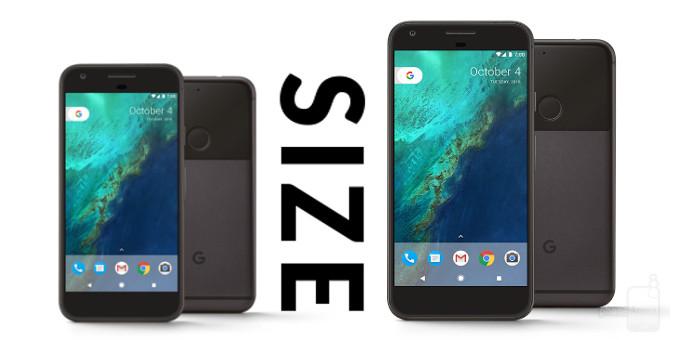 Google Pixel Vs Pixel XL