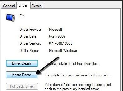 My computer won't recognize my iPhone on Mac and Windows-Update driver