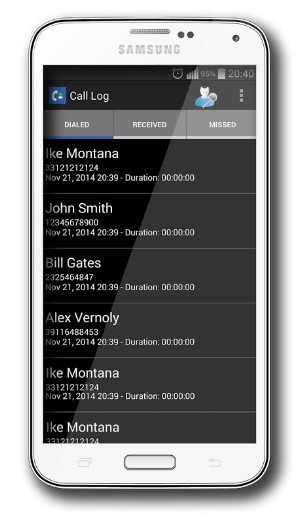 backup and restore android calllogs
