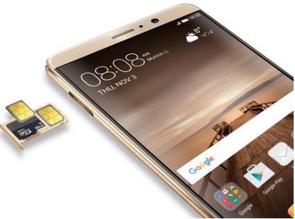 Diseño de Huawei Mate 9