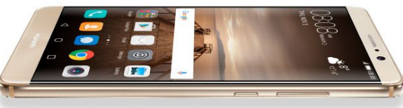 transfert de contacts vers Huawei Mate 9