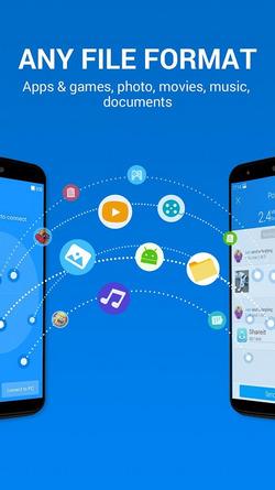 SHAREit Samsung Trasferimento