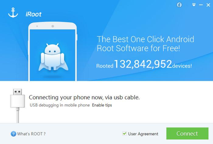 rootea Android con computadora.