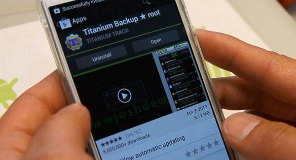 steps to root samsung galaxy s4