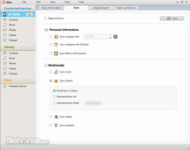 Software de Desrooteo Samsung y Aplicaciones