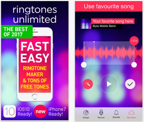 add ringtones to iphone without itunes