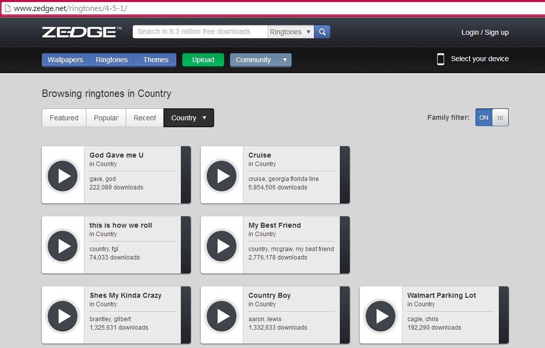 Zedge - Free downloads and reviews - CNET Downloadcom