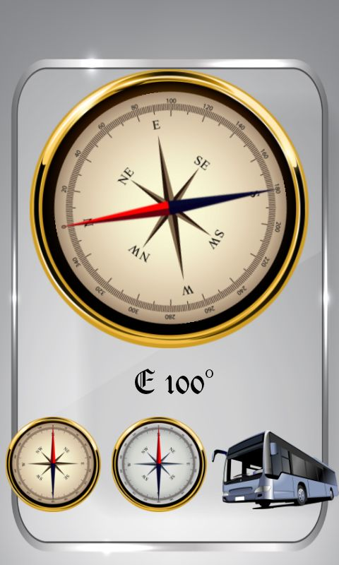 free compass app for Android-Accurate compass