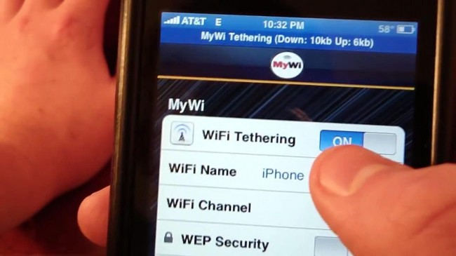 Free Hotspot Apps for iOS, iPhone, iPad, iPod