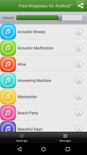 free ringtones apps for android with Free ringtones for android