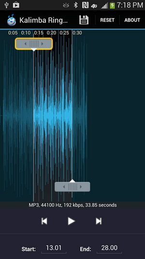 free ringtones app for android with MP3 Cutter and Ringtone maker