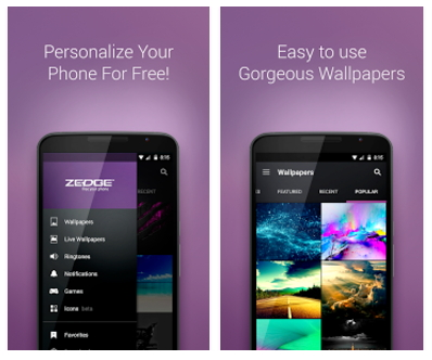 Make Free Samsung Ringtones-zedge