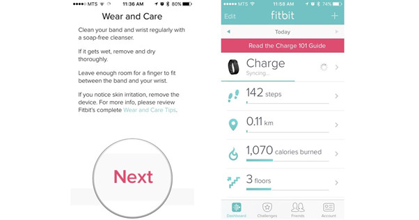 How to pair Fitbit with iPhone or iPad