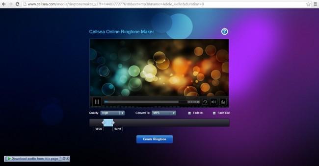 iphone ringtone maker free-cellsea step 2.2