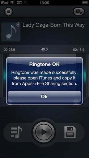 iphone ringtone maker-Free iPhone Ringtone Maker App step 2