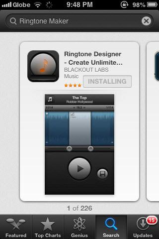 How to Make Your Own Ringtone with iOS App-1