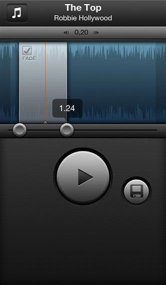 free ringtone for iOS app with ringtone designer