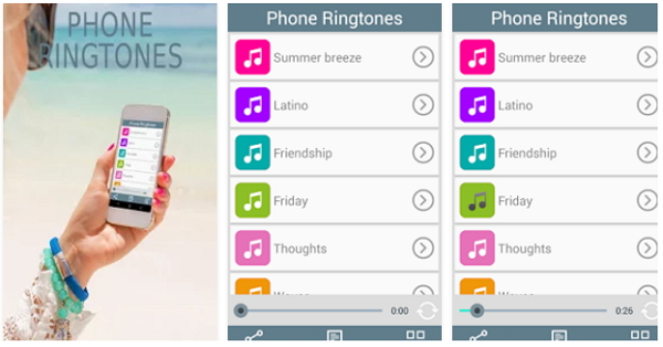 Best Ringtone apps for Android-Phone Ringtones