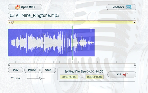 free ringtone maker online-cut mp3