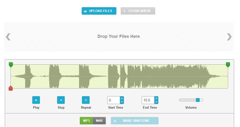Myxer Alternative-Free Ringtone Maker Online