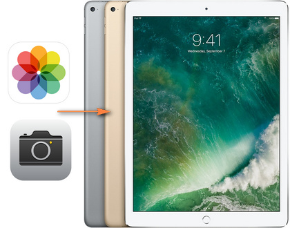 methods to transfer photos from computer to ipad