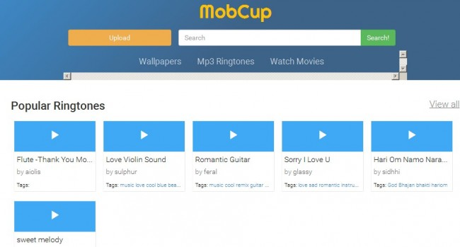 top Websites and Apps to Download Flute Ringtones Mob Cup