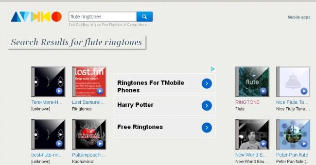 top Websites and Apps to Download Flute Ringtones Audiko