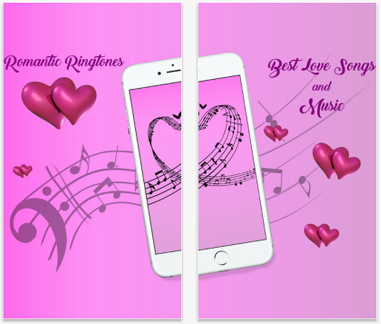 100 love songs ringtones free download