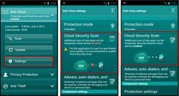 Top 5 Android Virus Remover