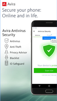 Top 2 Antivirus for Android Tablet 2017