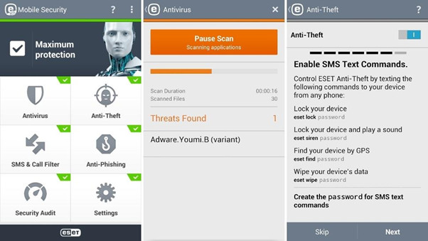 Top 10 Antivirus Protection for Android
