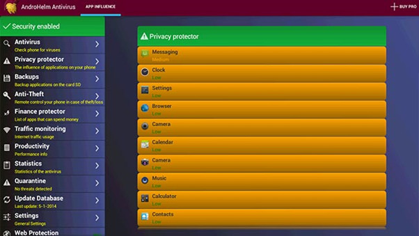 Top 2 Antivirus Protection for Android