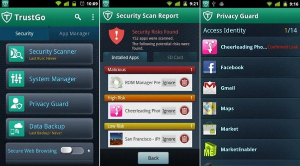 Top 4 Antivirus Protection for Android
