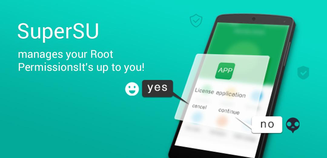 Best apps to root Samsung Note 8-SuperSU