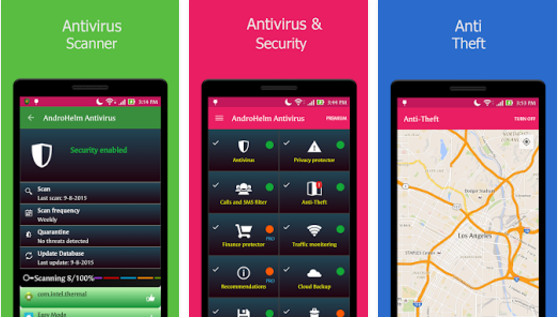 Top 1 Antivirus Android - Download Antivirus Android