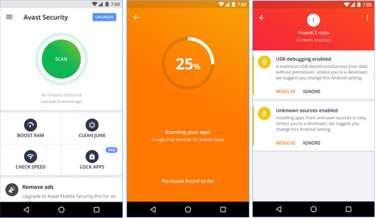 Top 6 Antivirus Android - Download Antivirus Android