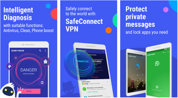 Top 7 Antivirus Android - Download Antivirus Android