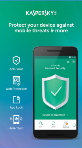 Top 1 Internet Security for Android 2017