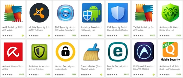 Protect your device from list of dubbed Judy Infected Android Apps
